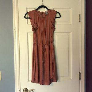 Mauve H&M dress